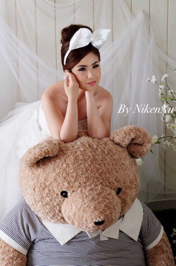 Wedding Makeup by Niken Xu Makeup Artist - 012