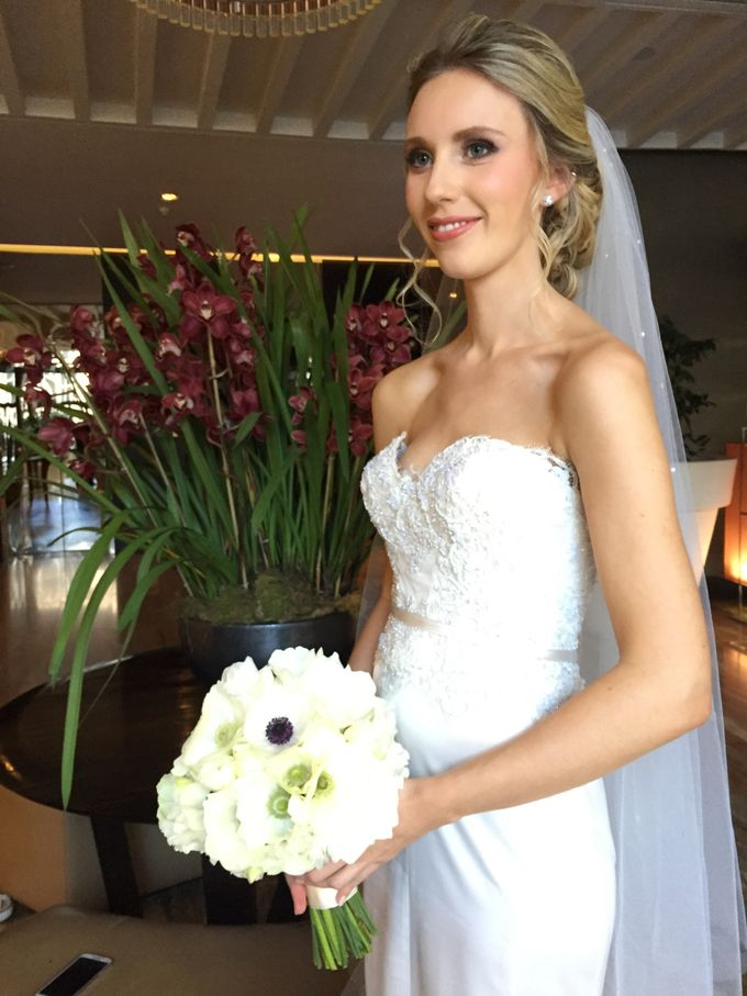 Wedding | Sofitel Wentworth by Felicia Sarwono Makeup Art - 021