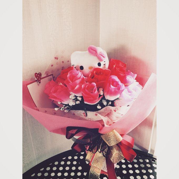 Artificial flower by Love Flower - 018