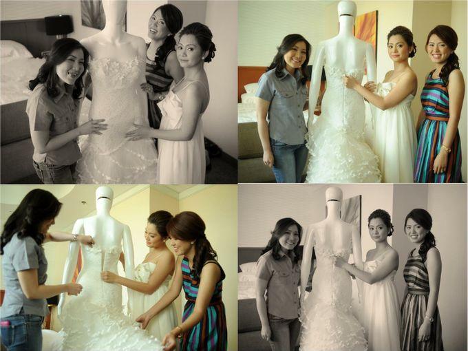 Christian & Criscel Wedding by Stylistique.com - 005