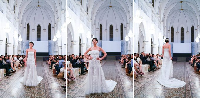 Fashion show at Chijmes by Rebecca Caroline - 004