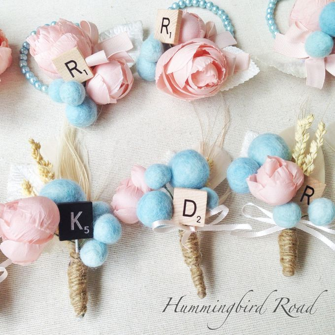 Corsages and Boutonnieres by Hummingbird Road - 011