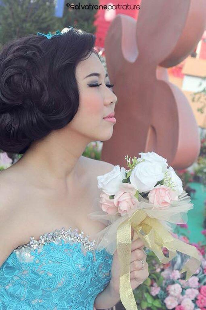 Prewedding by Noveo Alexander Professional Makeup Artist - 002
