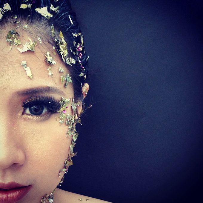 Collaboration by Mimi thio Makeup artis - 014