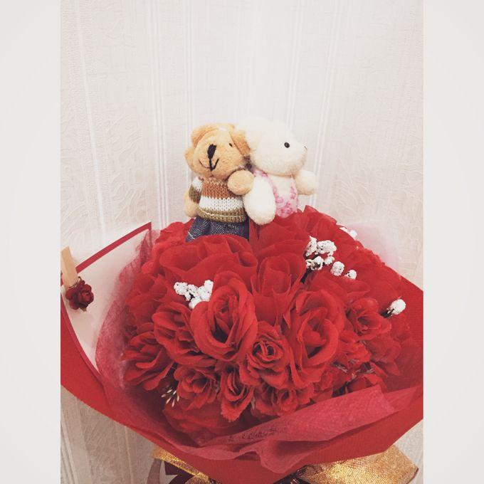 Artificial flower by Love Flower - 017