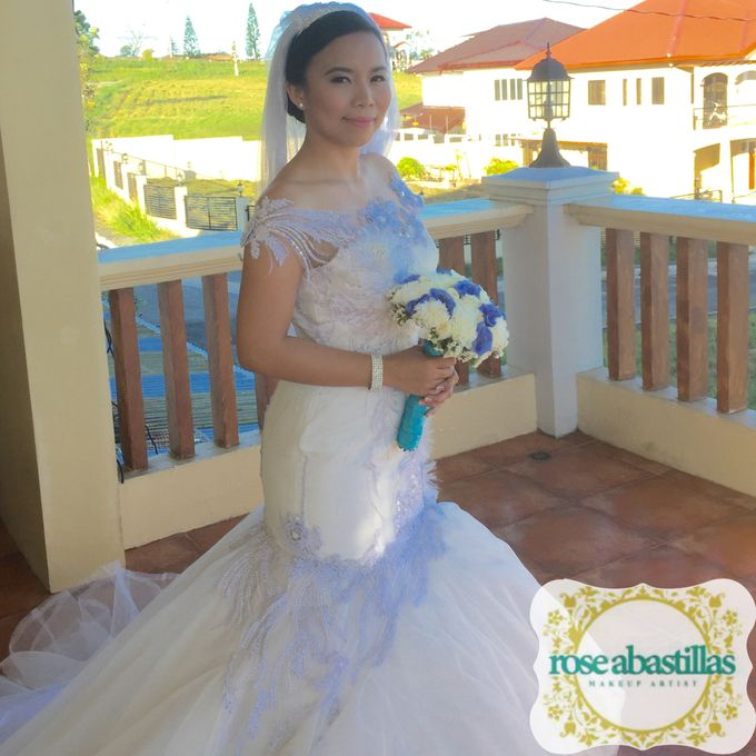 My Brides  by Makeup By Rose Abastillas - 004