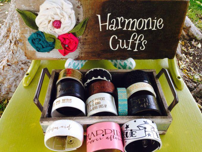 Wedding Cuffs collection by Harmonie Cuffs - 003