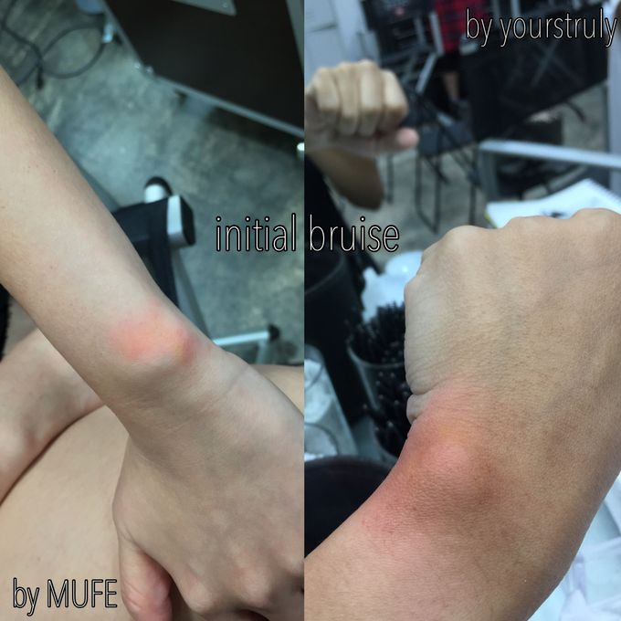 Special Effect Workshop with MUFE by Andriana Jamil - 001