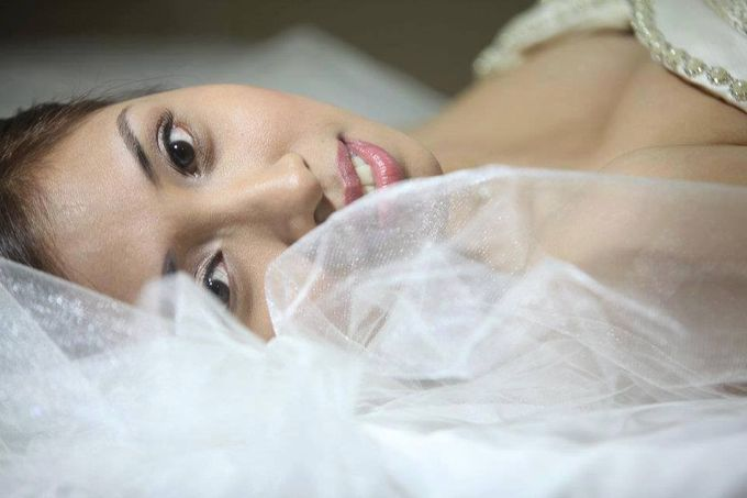 Real Brides by Colorplay Hair and Makeup by Malou Hibaler - 007