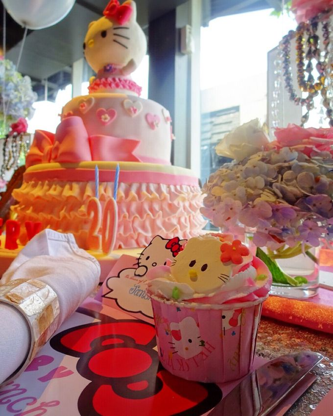 Welcome to hello kitty world by Valexis Table Design - 009