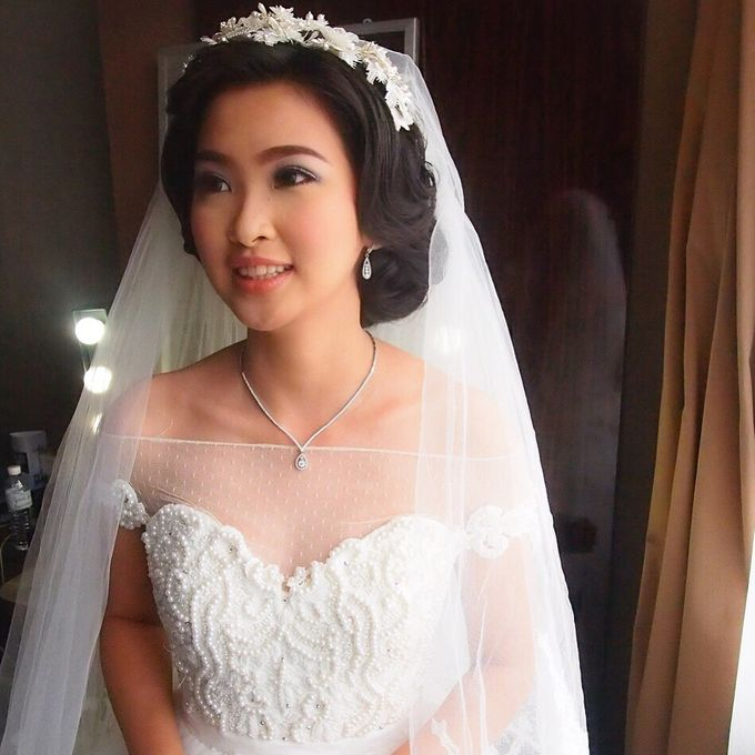 Wedding Palembang by Noveo Alexander Professional Makeup Artist - 005