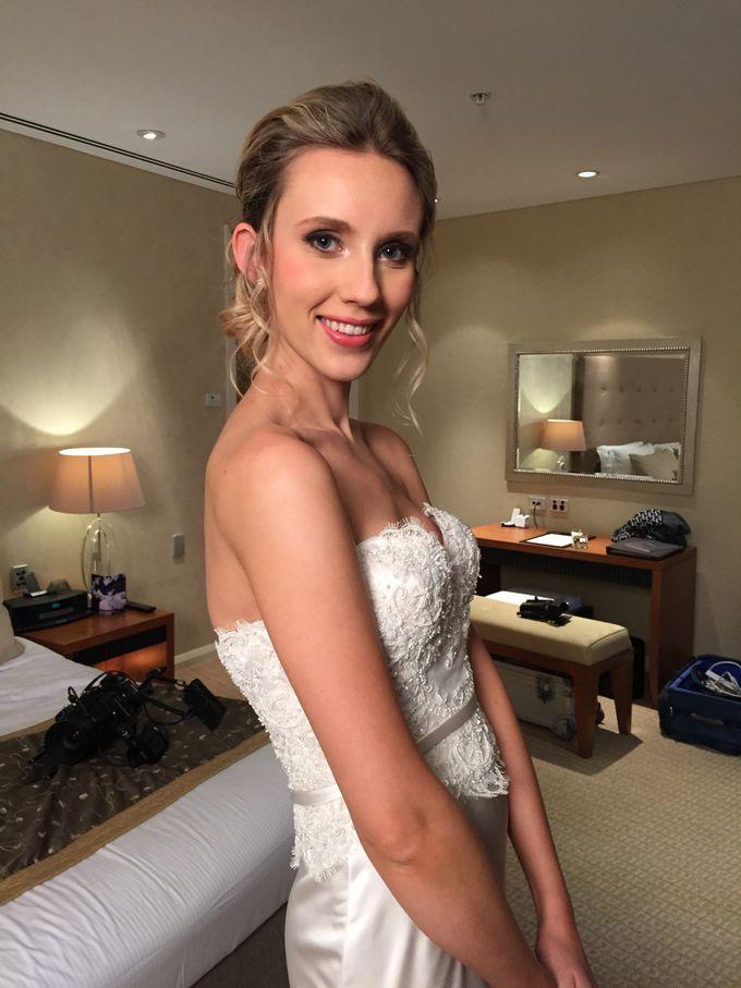 Wedding | Sofitel Wentworth by Felicia Sarwono Makeup Art - 014