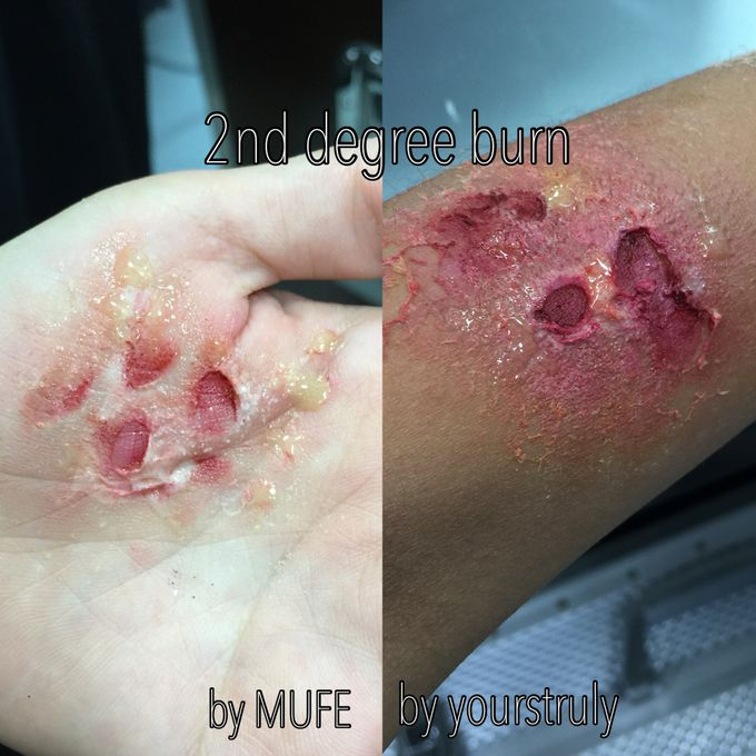 Special Effect Workshop with MUFE by Andriana Jamil - 006