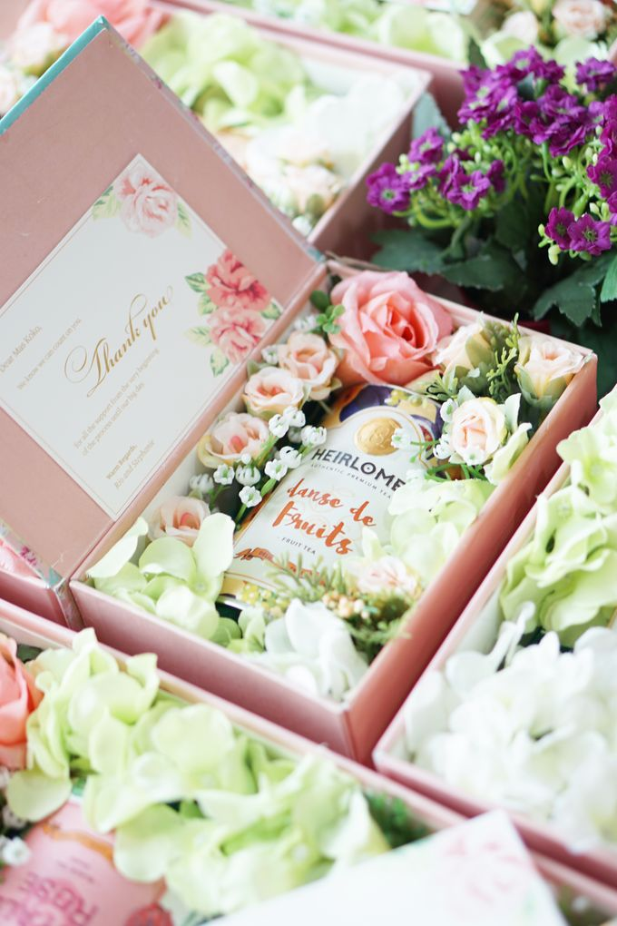 Blooming Minty Pink by Pullman Jakarta Indonesia - 016