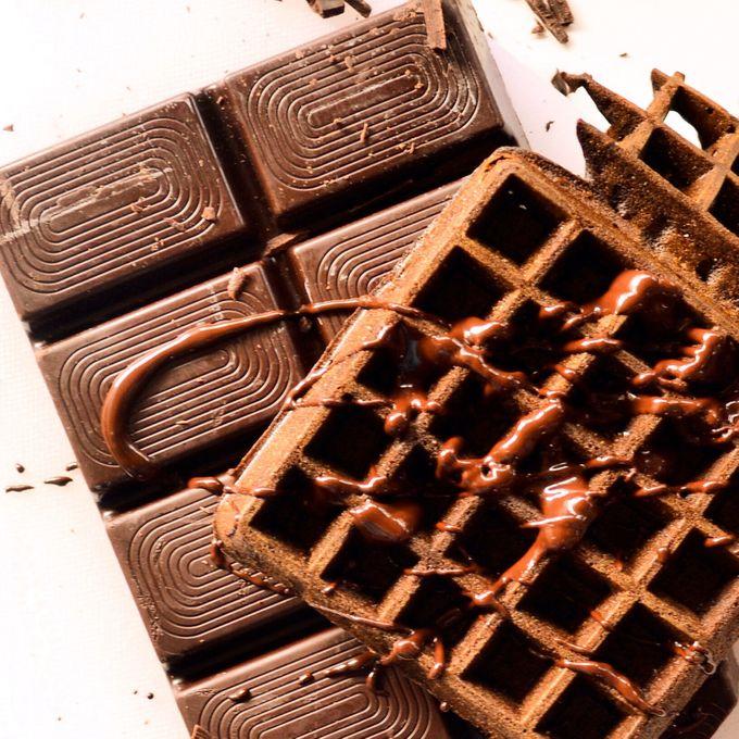 Chocolate Waffle by Apeatit - 005