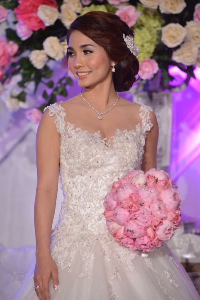 Bridal Make Up by Mimi kwok makeup artist - 027