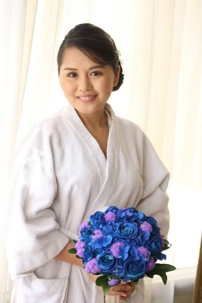 Real Brides by Colorplay Hair and Makeup by Malou Hibaler - 002