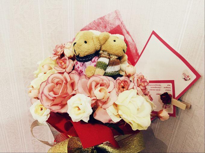 Artificial flower by Love Flower - 015