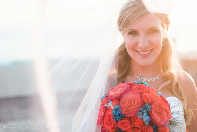 Gayle & John Wedding by Barnas Viola Photography - 006