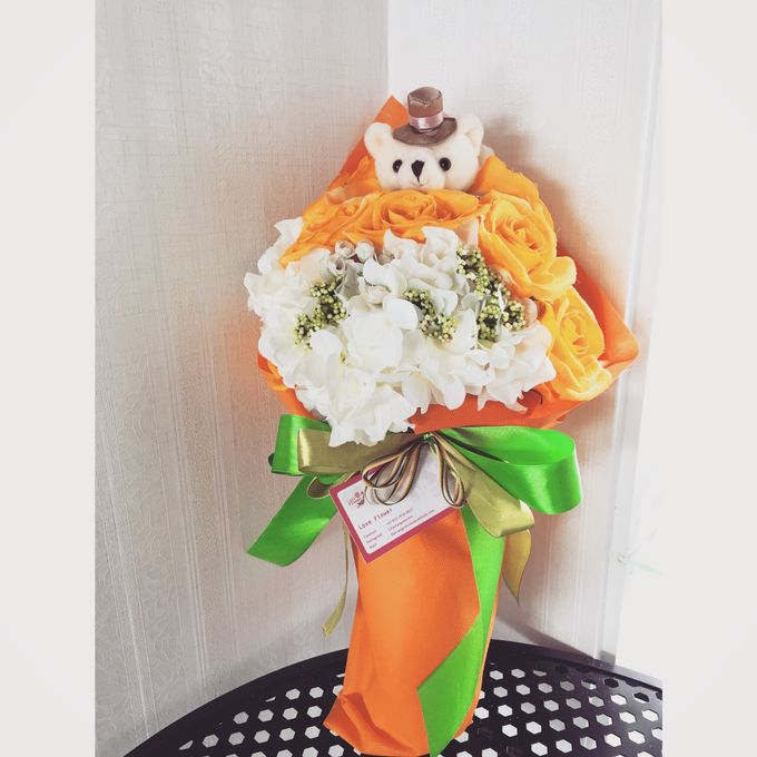 Artificial flower by Love Flower - 002