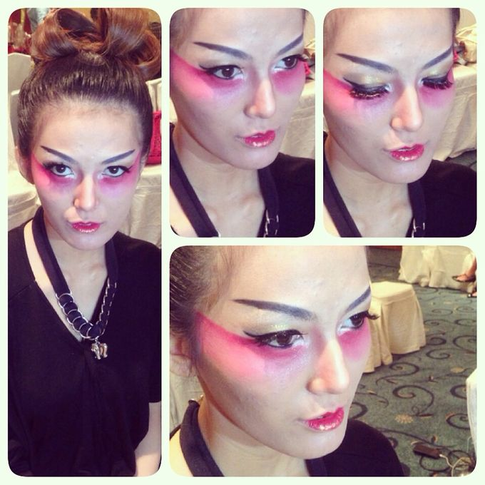 Collaboration by Mimi thio Makeup artis - 008