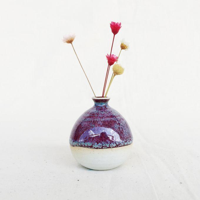 Handmade Mini Vase for Wedding door gift by Oh!eaf - 006