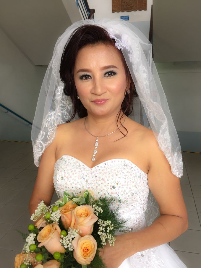 Wedding Singapore by Noveo Alexander Professional Makeup Artist - 001