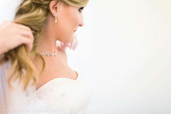Gayle & John Wedding by Barnas Viola Photography - 004