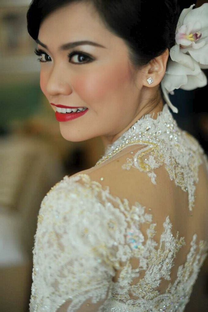 Bridal Make Up by Mimi kwok makeup artist - 023