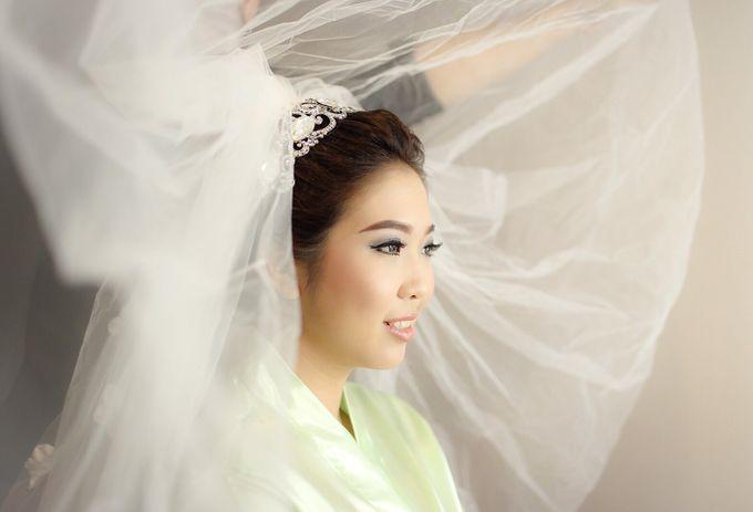 Wedding Jakarta by Noveo Alexander Professional Makeup Artist - 003