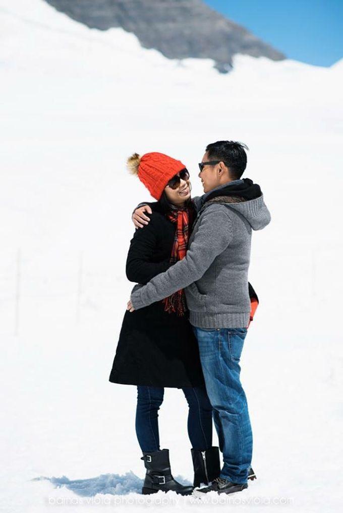 Honeymoon in Switzerland by Barnas Viola Photography - 012