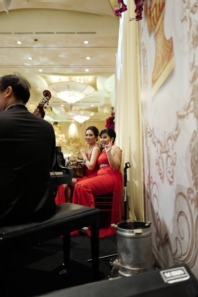 Andy & Katherine Wedding by Nico Santoso Entertainment - 012