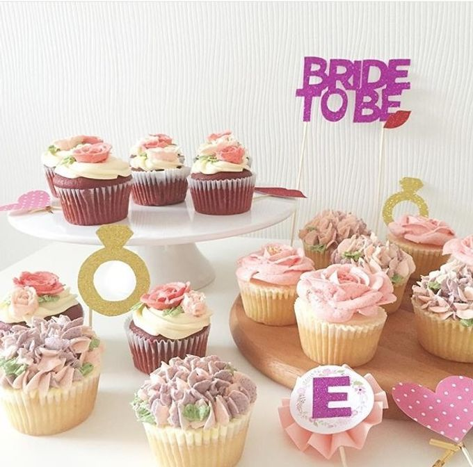 Hens night bakes  by The Rosette Co - 001