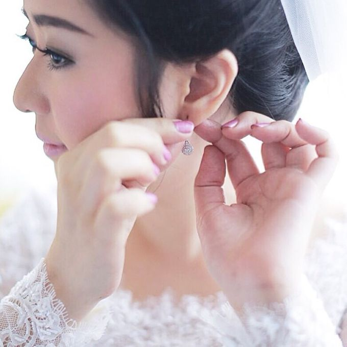 Bridal Make Up by Mimi kwok makeup artist - 020