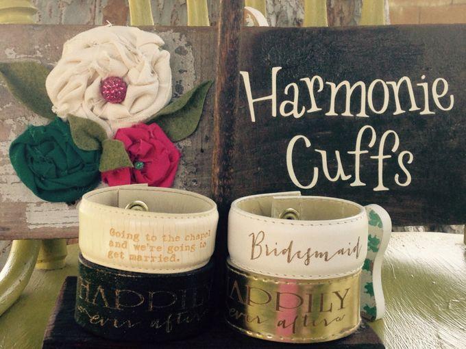 Wedding Cuffs collection by Harmonie Cuffs - 002