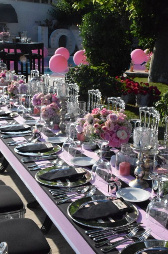 Stripes in Pink by d'lara Chocolate and Events - 005