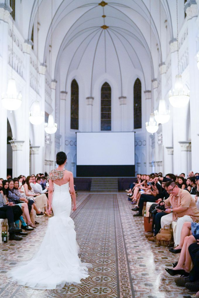 Fashion show at Chijmes by Rebecca Caroline - 011