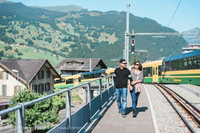 Honeymoon in Switzerland by Barnas Viola Photography - 007