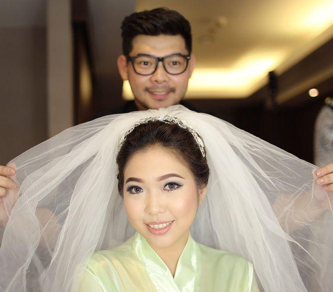 Wedding Jakarta by Noveo Alexander Professional Makeup Artist - 002
