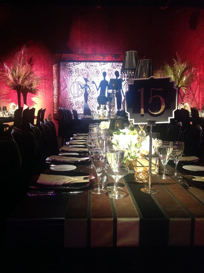 The Great Gatsby by d'lara Chocolate and Events - 007