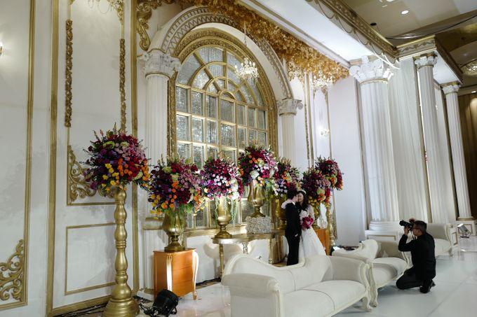 Andy & Katherine Wedding by Blooming Elise Flowers - 005