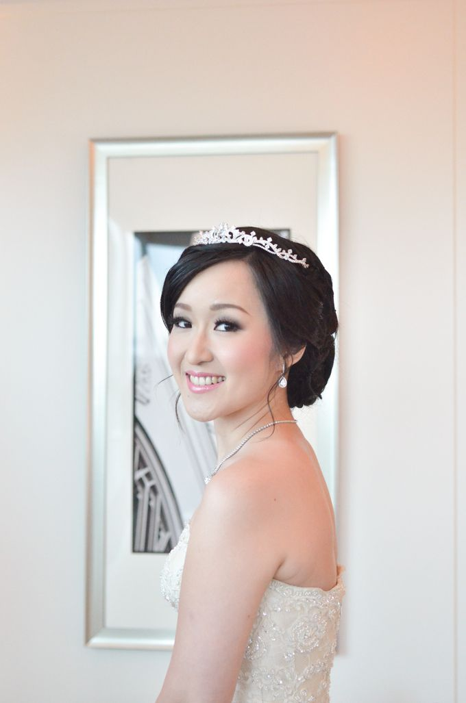 Bridal Make Up by Mimi kwok makeup artist - 017