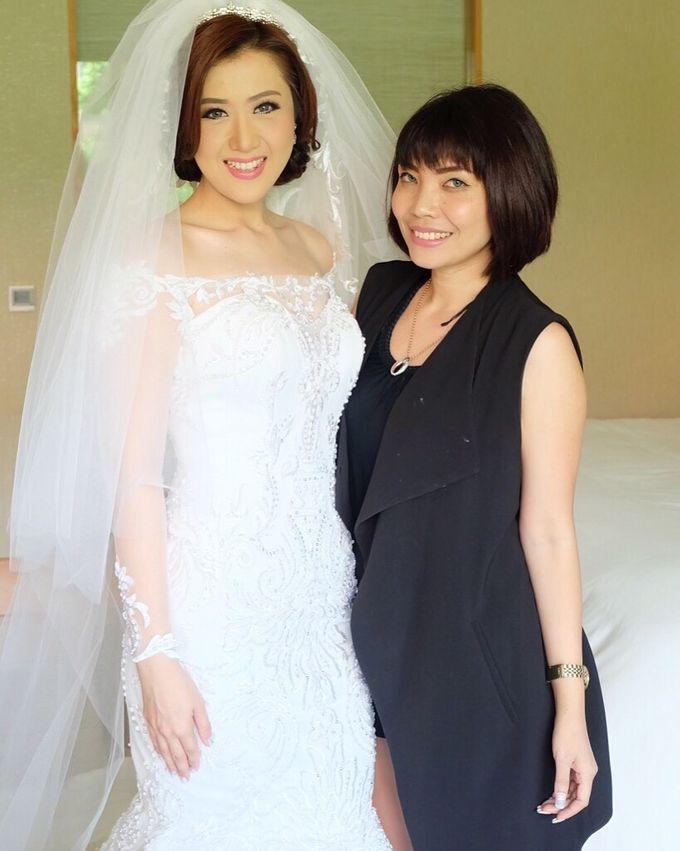 Wedding Makeup by Niken Xu Makeup Artist - 024