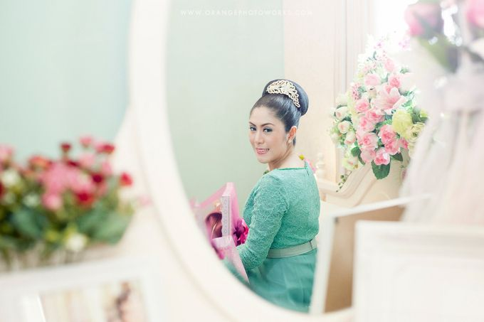 Tambahkan ke board wedding of dea oby by salon ratu samarinda 006