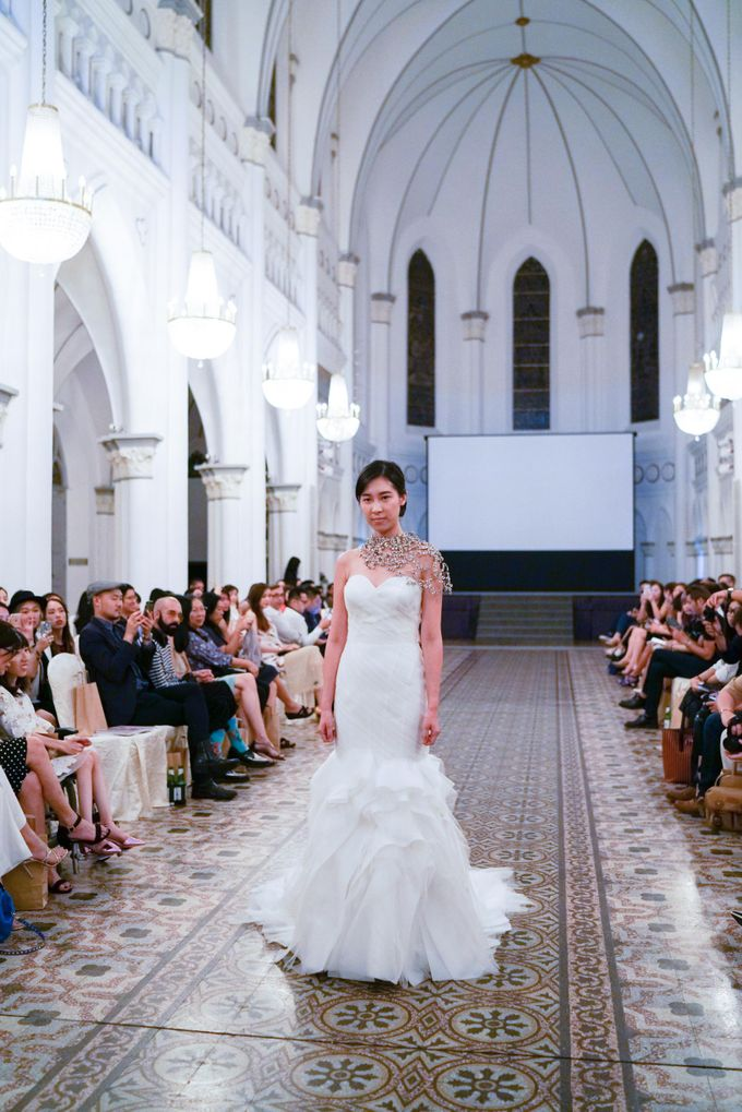 Fashion show at Chijmes by Rebecca Caroline - 012