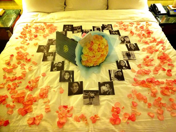 Romance of love by Valexis Table Design - 009