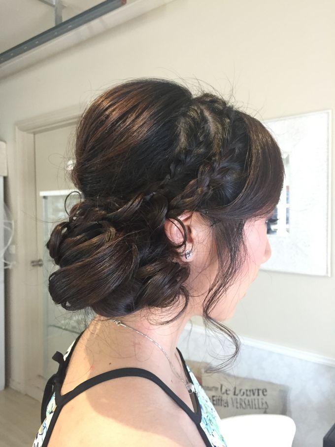 Wedding   Hair Styling by Felicia Sarwono Makeup Art - 024