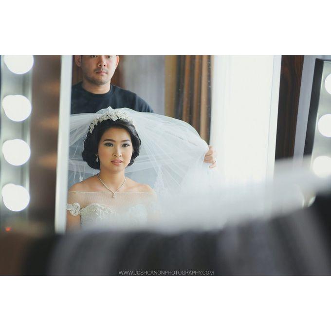 Wedding Palembang by Noveo Alexander Professional Makeup Artist - 003
