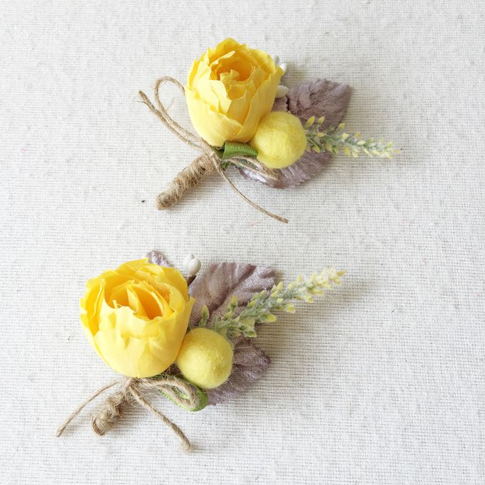Corsages and Boutonnieres by Hummingbird Road - 004