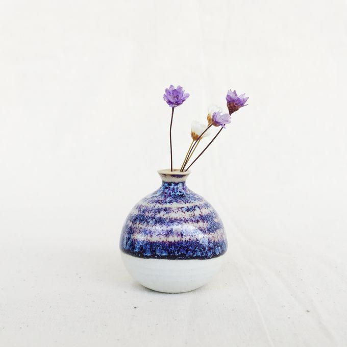 Handmade Mini Vase for Wedding door gift by Oh!eaf - 004